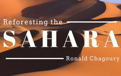 Reforesting the Sahara: Hope for Africa and the World